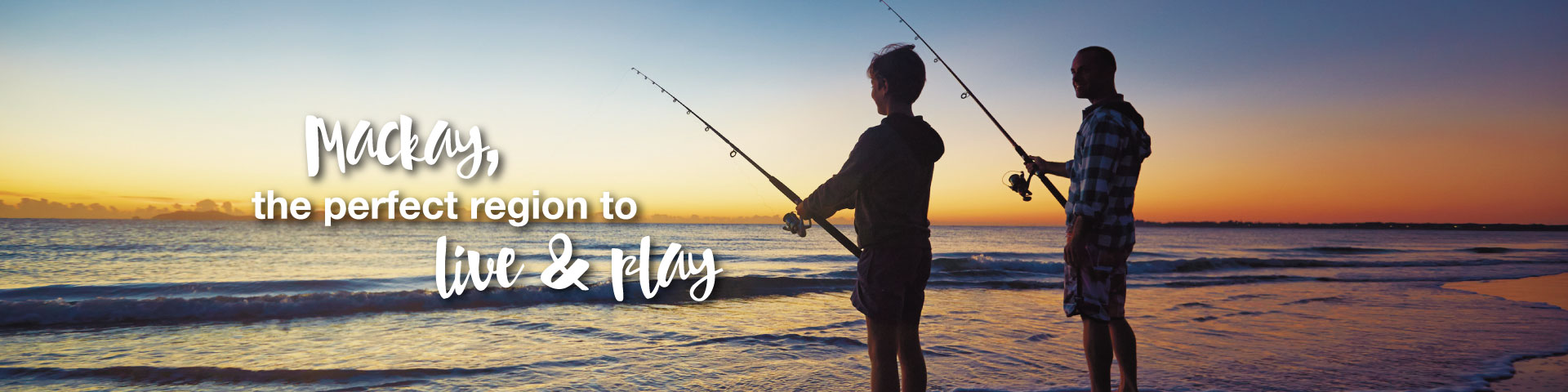 Mackay the perfect region to live and play