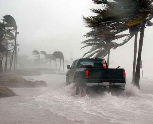 Storm Surge Evacuation Maps