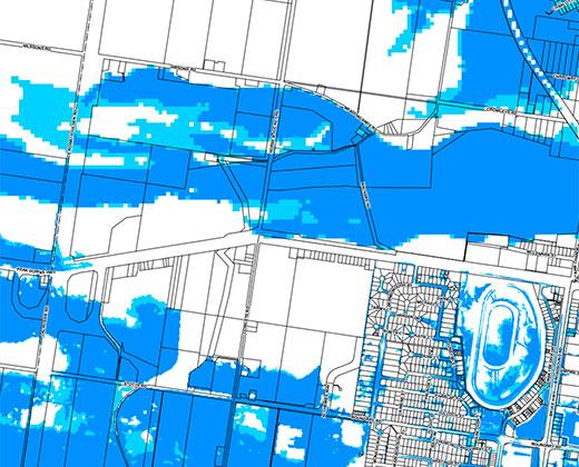 Flood and coastal hazard overlay code