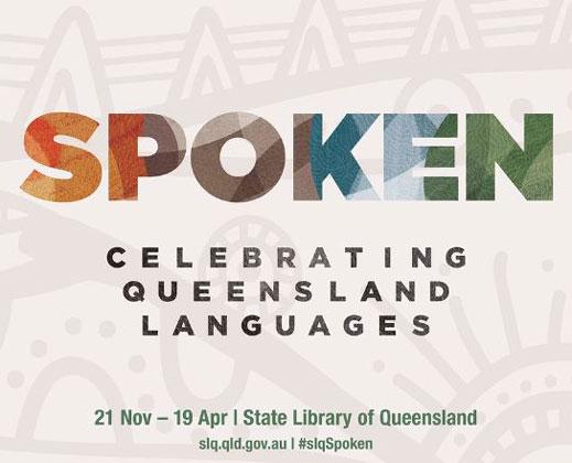 Spoken: Celebrating QLD Languages