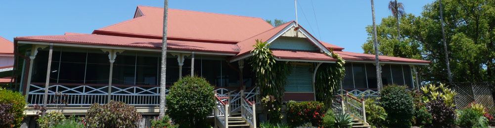 Greenmount Homestead, MacKay Qld