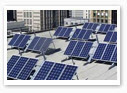 Install a renewable energy system