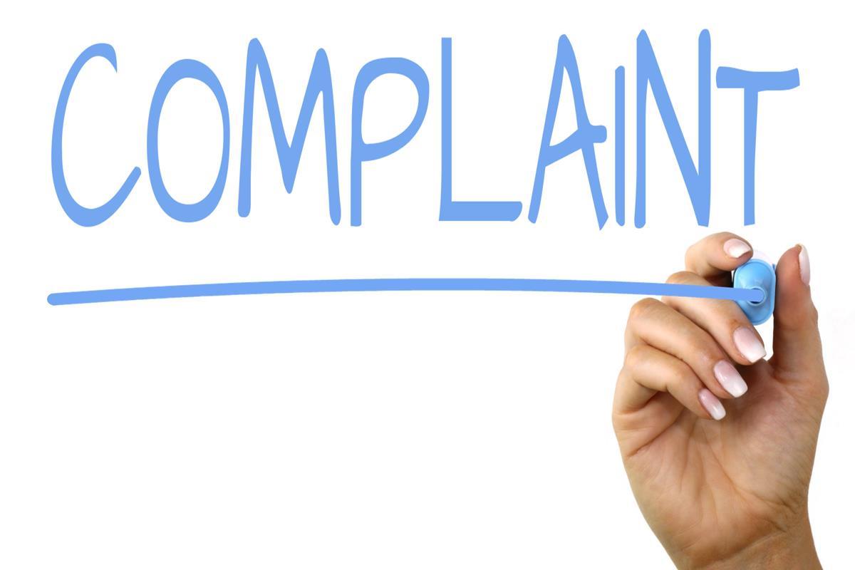 Make a Complaint