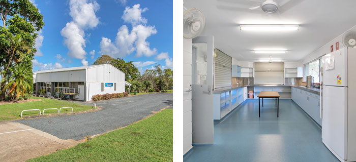 northern beaches hall photos