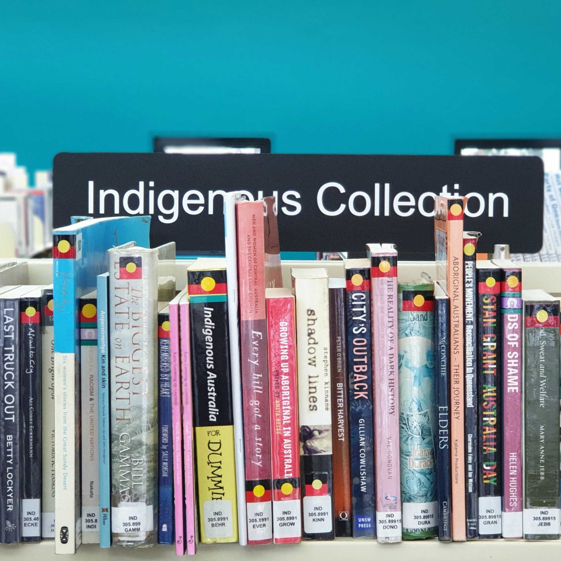 Indigenous collection