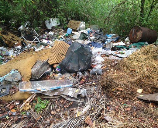 Littering and dumping