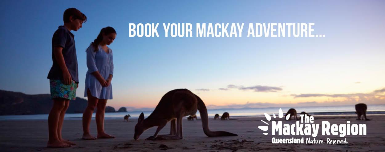 Book your mackay adventure