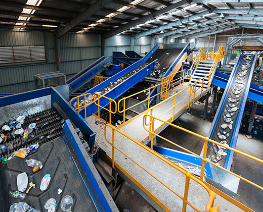 Materials Recovery Facility