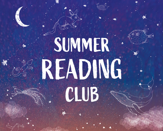 "Summer Reading Club – ""A Roomful of Stories"""