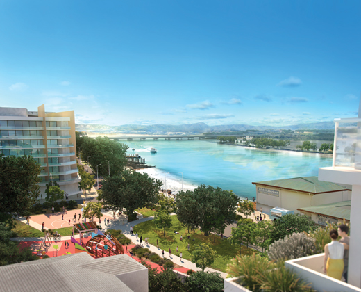 Mackay Waterfront Priority Development Area