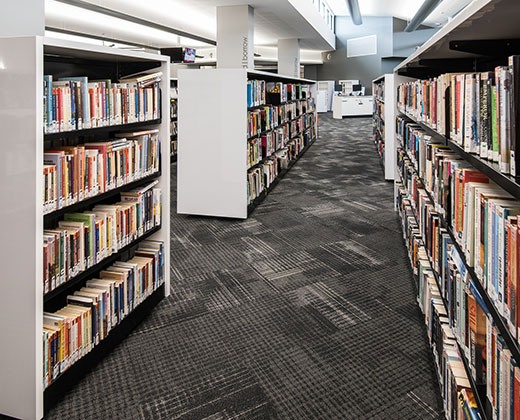 Your libraries at home