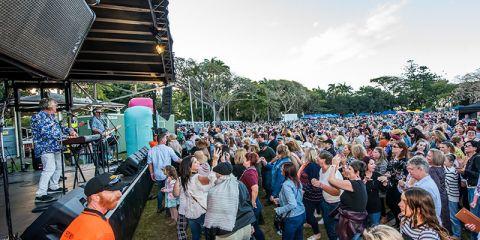 Organising events in the Mackay region