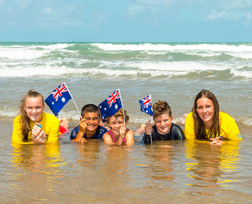 Australia Day community events