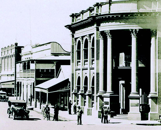 Mackay City Centre and Waterfront Heritage Trail