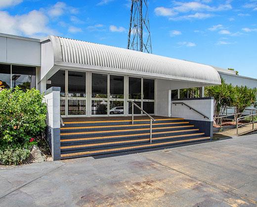 Sarina Bob Wood Cultural Hall