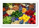 Buy local and seasonal food
