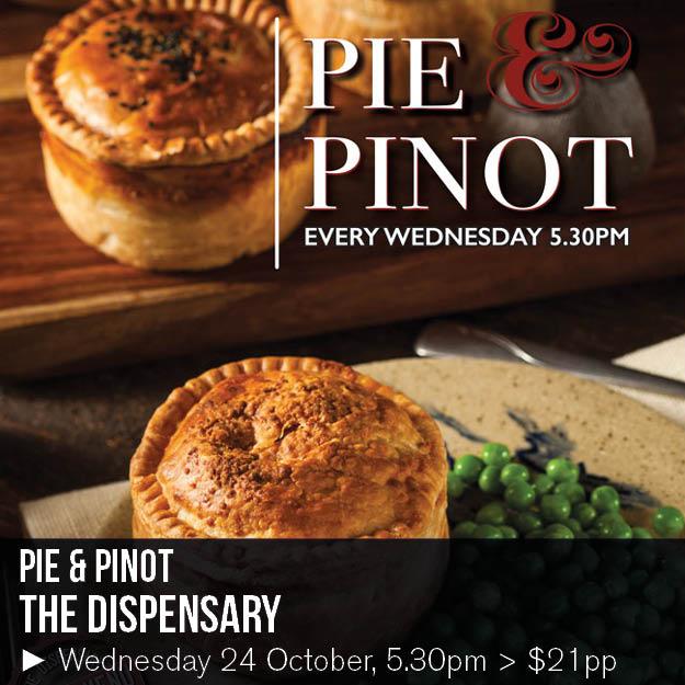 Pie and Pinot
