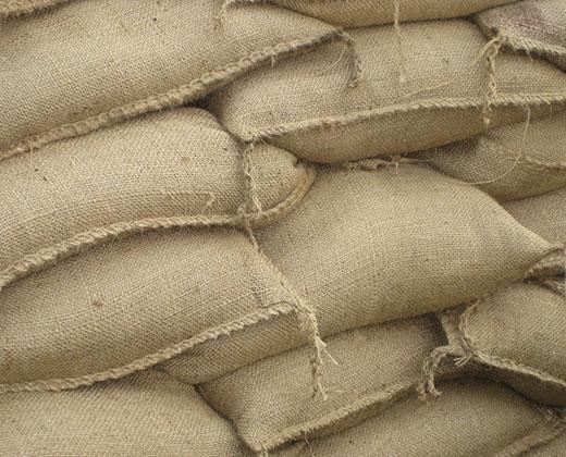 Emergency Sand Stockpiles