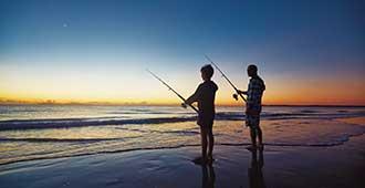 Fishing haven