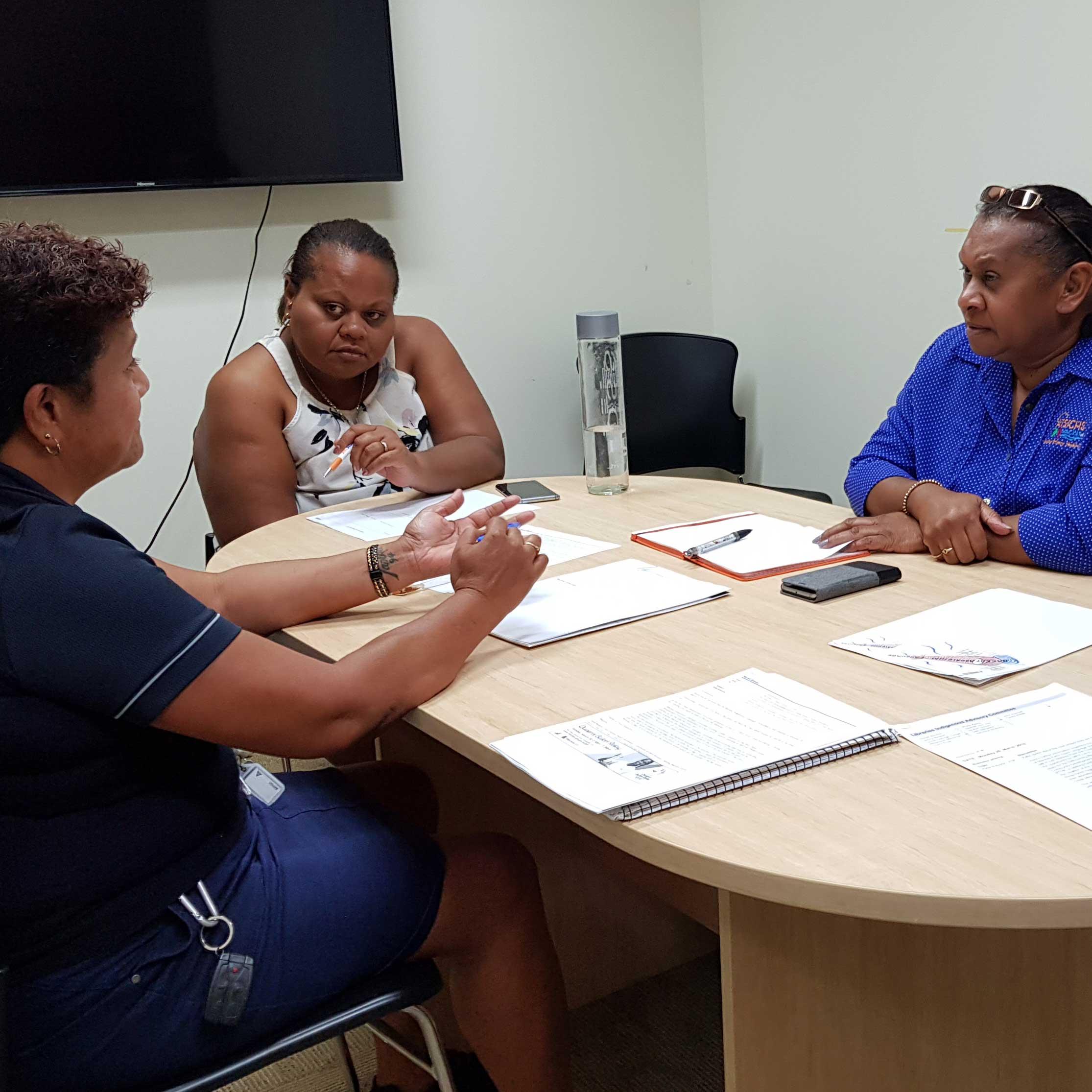 Indigenous advisory committee