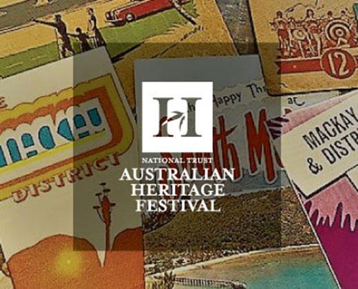 2021 National Trust Heritage Festival in Mackay