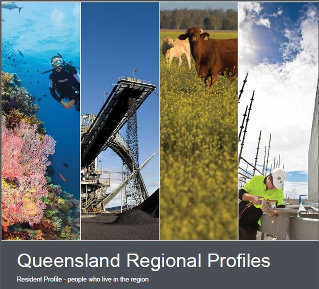QLD Regional Profiles