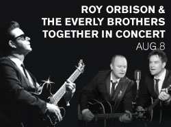 Roy Orbison & The Everly Brothers Together in Concert