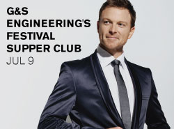 G&S Engineering's Festival Supper Club