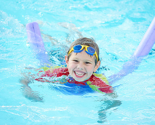 Keeping your swimming pool safe