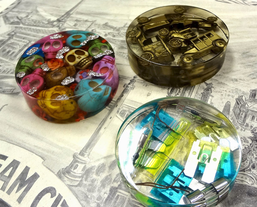 Resin Workshops
