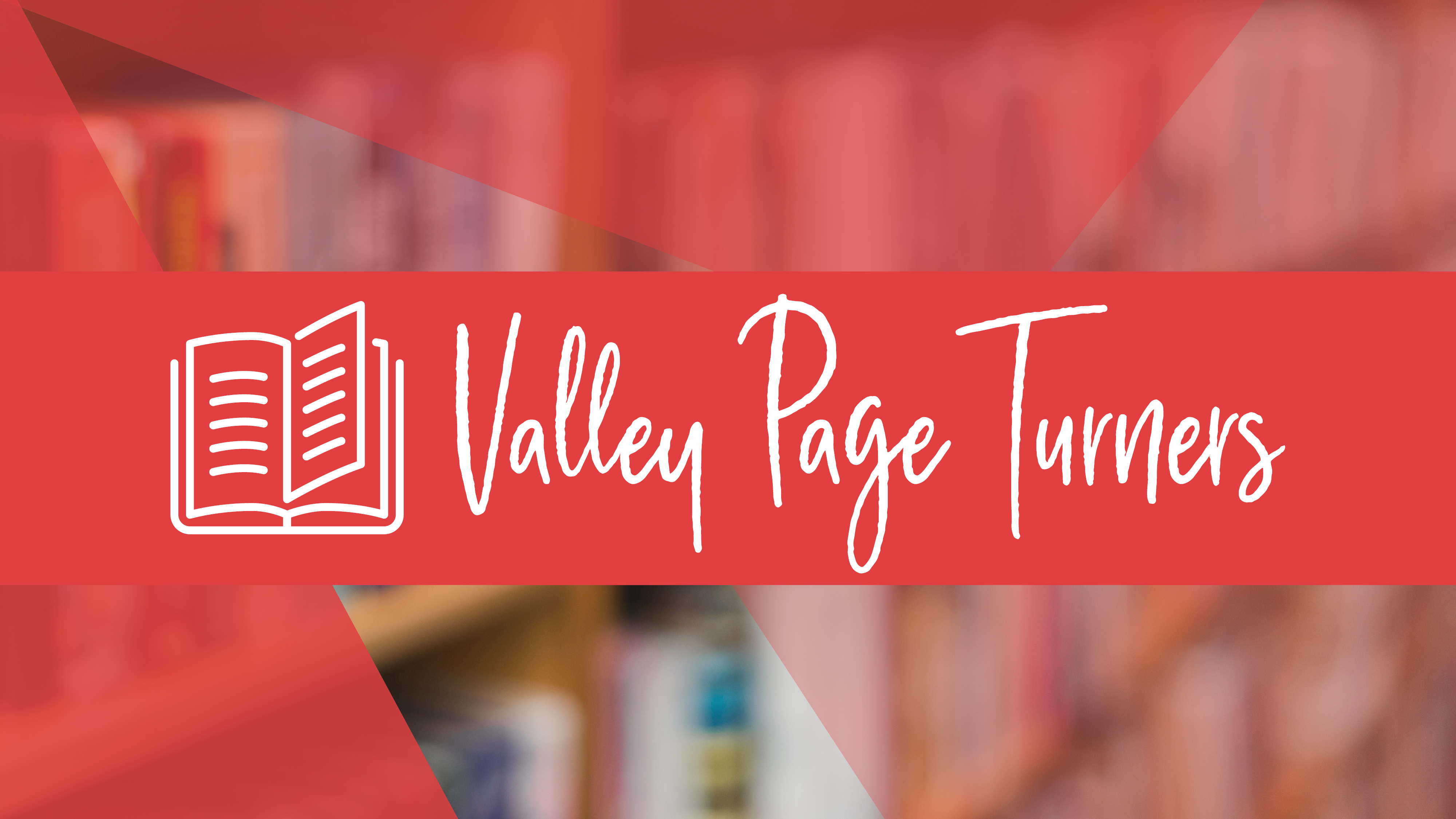 Valley Page Turners