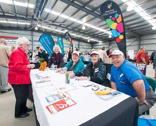Mackay Seniors Expo