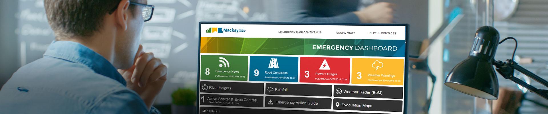 Emergency Dashboard