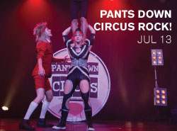Pants Down Circus ROCK!