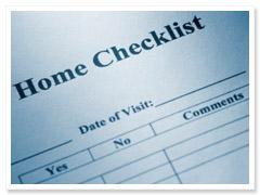 DIY environmental home checklist