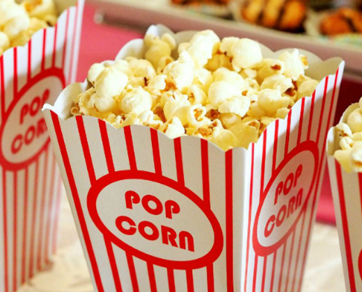 A Roomful of Popcorn: Movie Matinees
