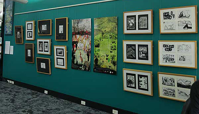 Creative Recovery Exhibition