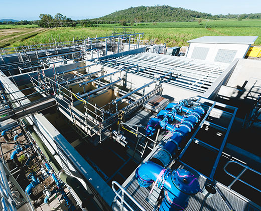 About our wastewater