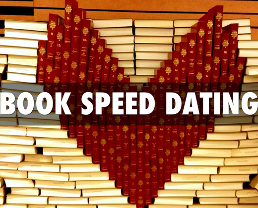 Speed Dating with a Book