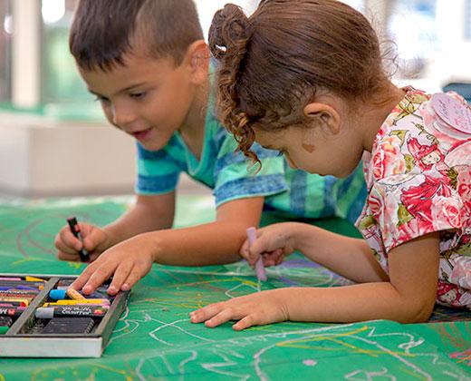 Online BMA Kidspace