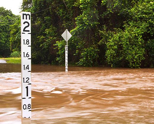 Pioneer River Flood Evacuation Maps